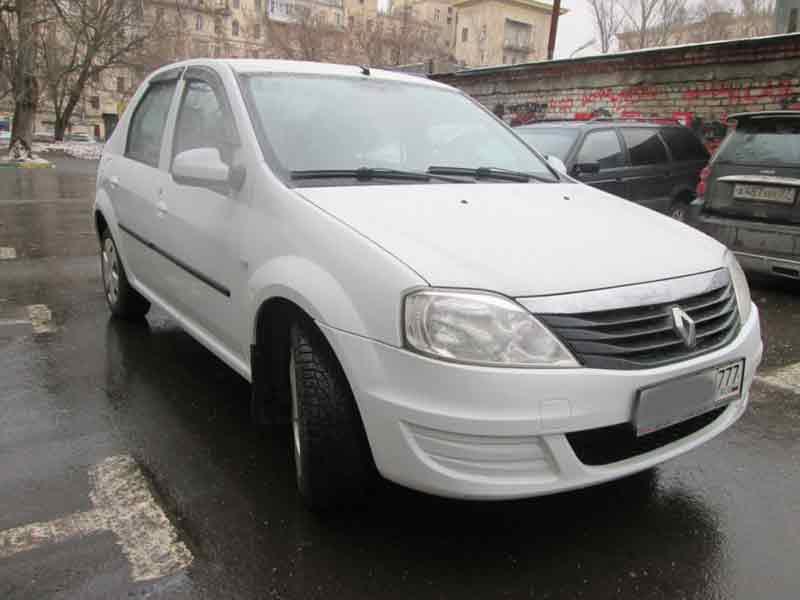 Аренда Renault Logan (Рено Логан)