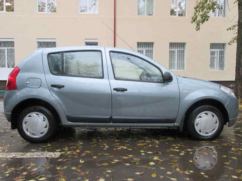 Аренда Renault Sandero (Рено Сандеро)